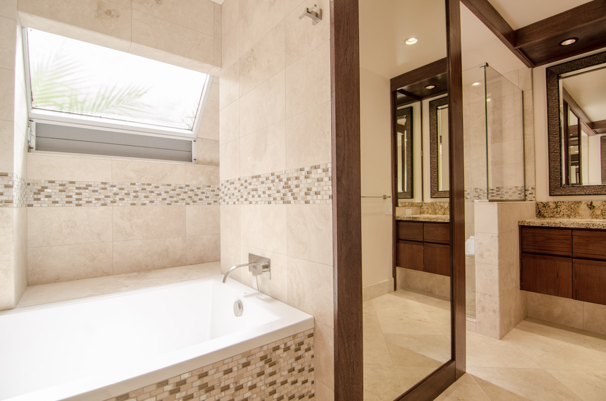 Mauna Lani Terrace – Bathroom Remodel – Elite Design Hawaii
